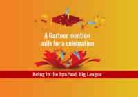 Gartner - Being in the hpaPaaS Big League