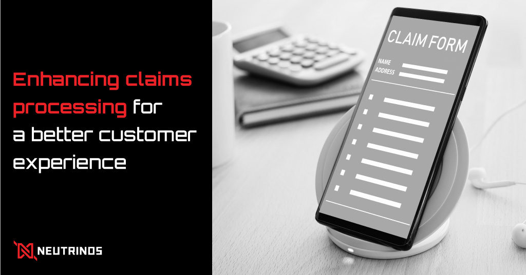 Enhancing claims processing for a better customer experience